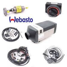Webasto bus heater spare parts