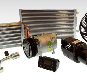 Webasto bus air conditioning spare parts