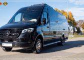 Mercedes-Benz Sprinter Bus 19 pax made by Busprestige luxury interior design black edition