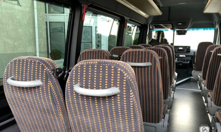 mercedes bus urban edition simple upholstery