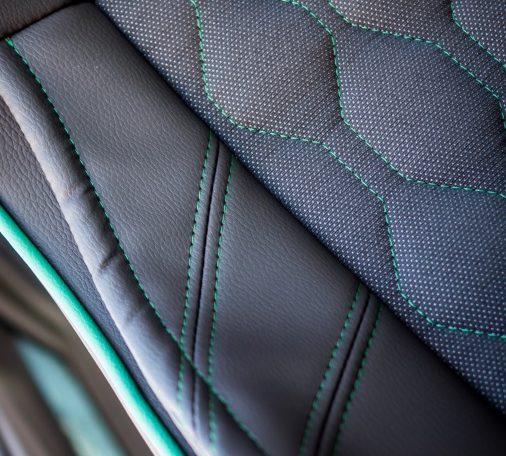 Electric_bus_9_passenger_eTaxi_eCrafter_Busprestige_seat_with_eco_deocoration