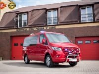 Busprestige Fire brigade van bp 432 mercedes sprinter